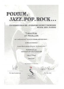 Musikwettbewerb Österreich Ried Musik der Jugend