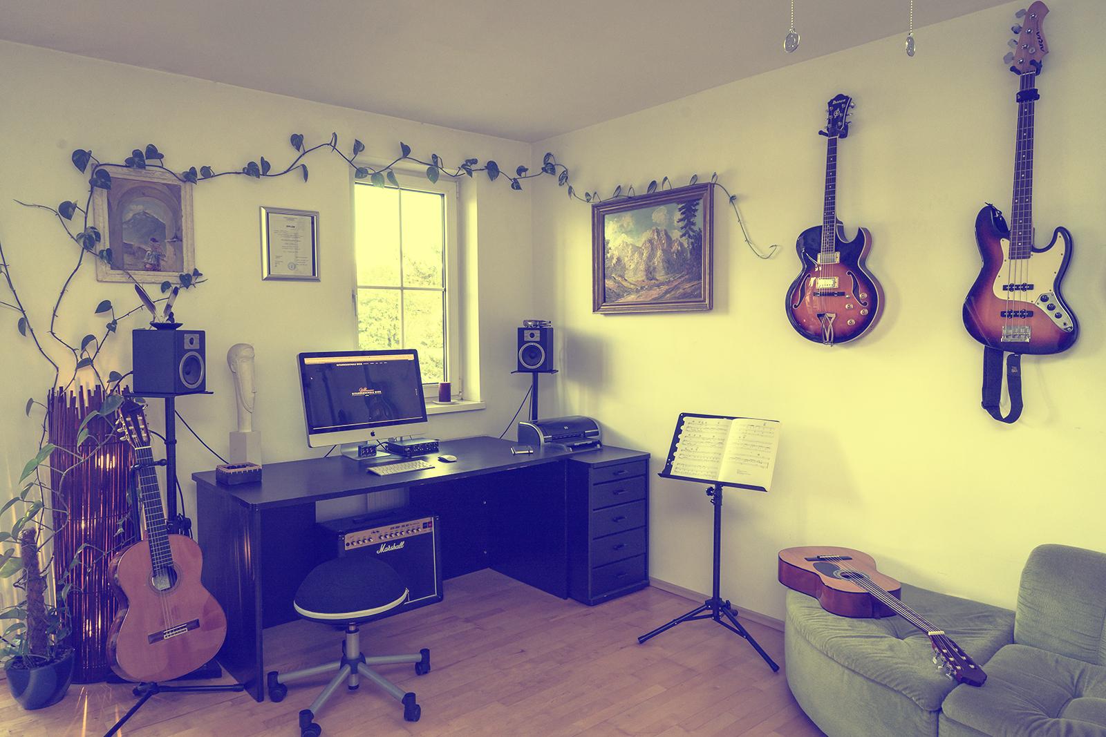 Gitarrenschule Wien